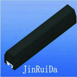 Wear Resistant Rubber Lined Steel Metal Bar for Ball Mill