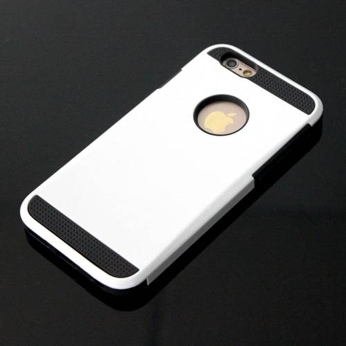 Super cool new design shockproof TPU PC 2-in-1 OEM mobile phone cover