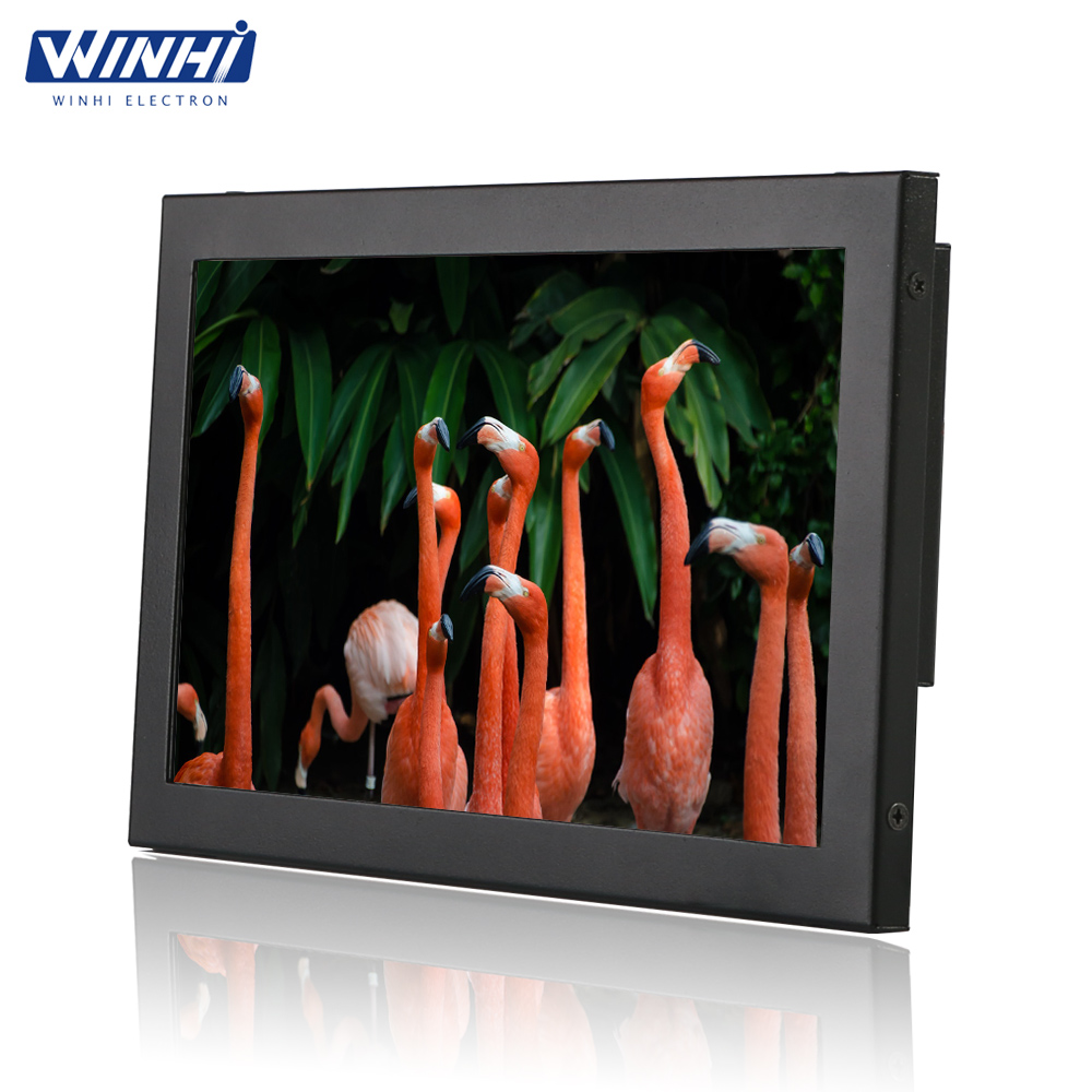 10.1inch full hd industrial digital signage electron lcd digital signage advertising display