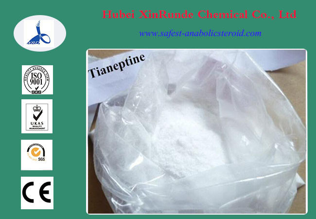 Cas 66981-73-5 Pharma Raw Materials Tianeptine To Treat Anxiety Disorders