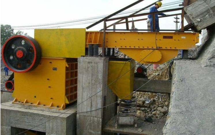 High Effcient Jaw Crusher with Best Quality