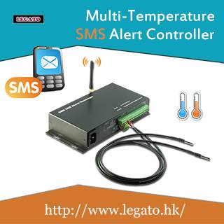 Temperature transmitter Remote Industrial Equipment Monitoring