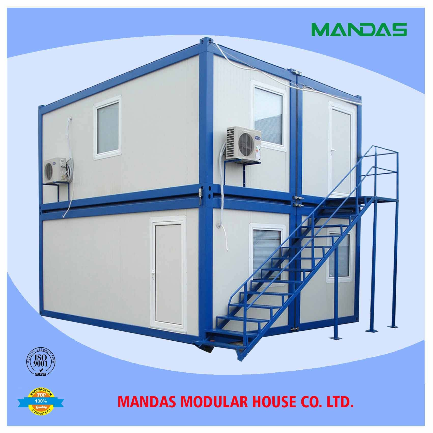 New Design Container Projects Of Houses Of Sea Container/Prefab Shipping Container House