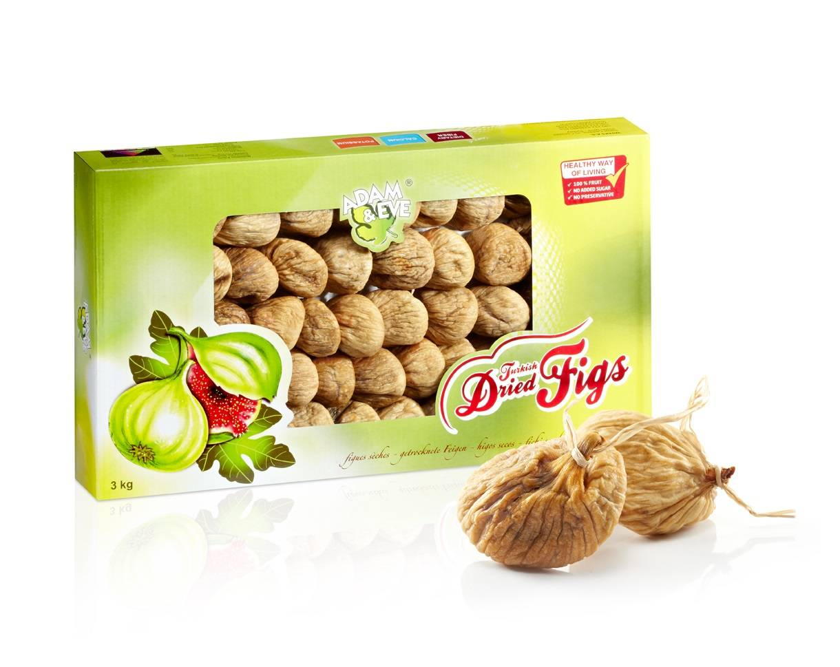 Baglama Dried Fig (Organic and Conventional)