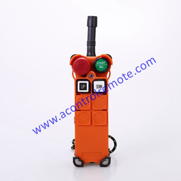 AC220V Double Speed Up/ Down Hoist Wireless Remote Control