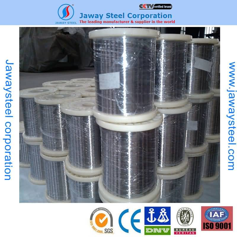 420 stainless steel bright wire
