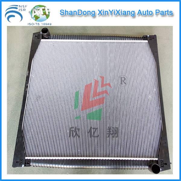 Truck aluminum Auto radiator SCANIA 1442751 1397435
