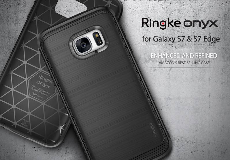 [Ringke Onyx] Smartphone Case for Galaxy S7/S7 Edge