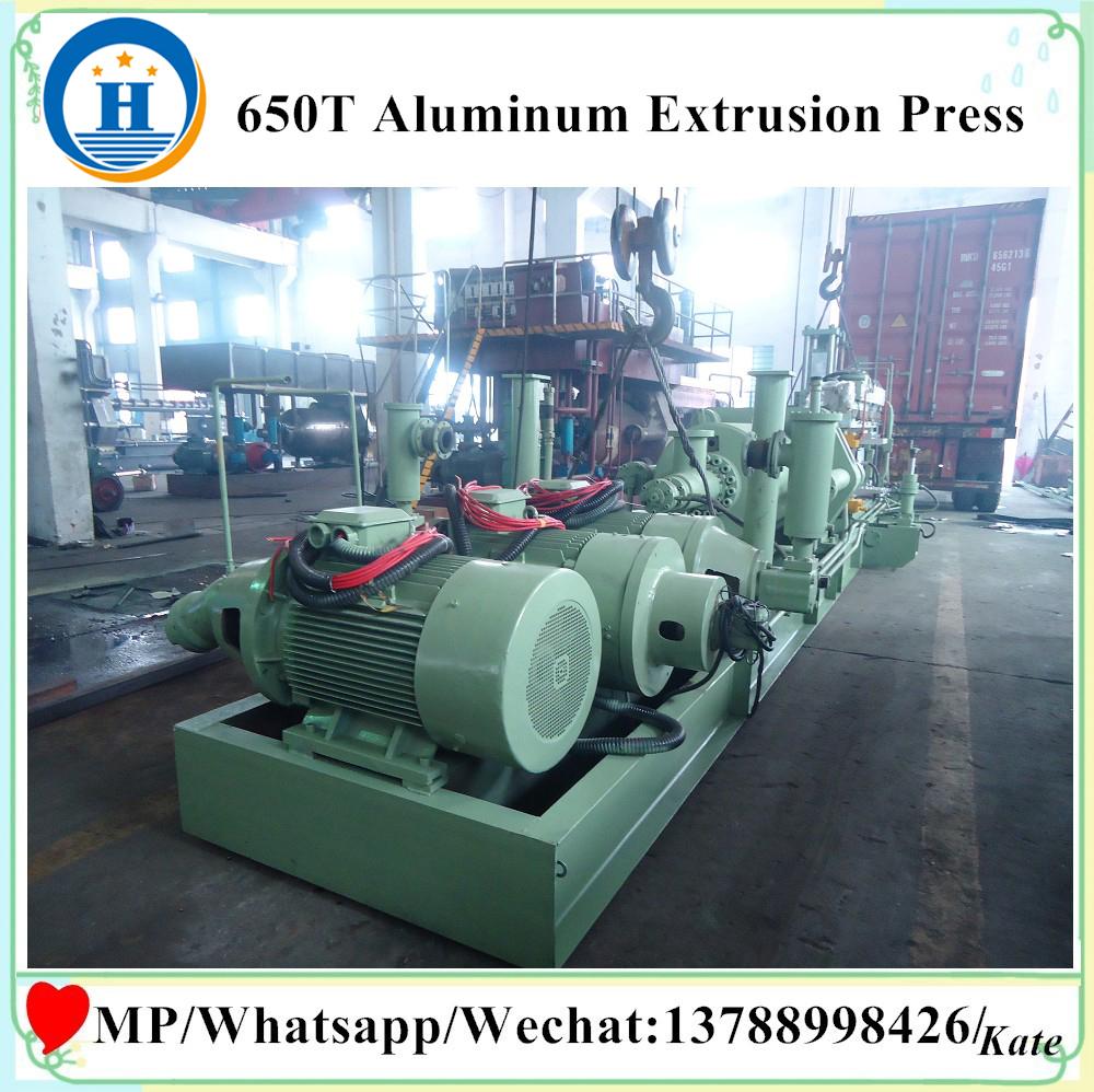 extrusion profile line extrusion profile aluminium machine