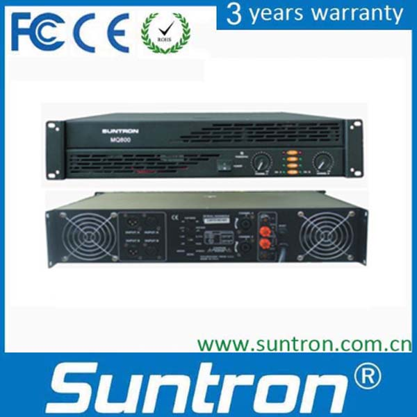 Suntron MQ series professional amplifier