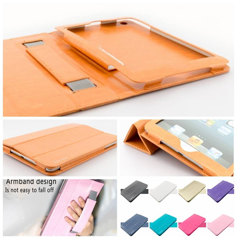 Tablet Flip Leather Protective Case Style 5 (Armband Design)