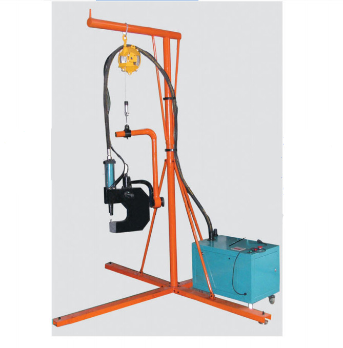 Pneumatic-hydraulic Riveting Machine,Portable Manual Riveting Machine,No Rivet Connection Equipment