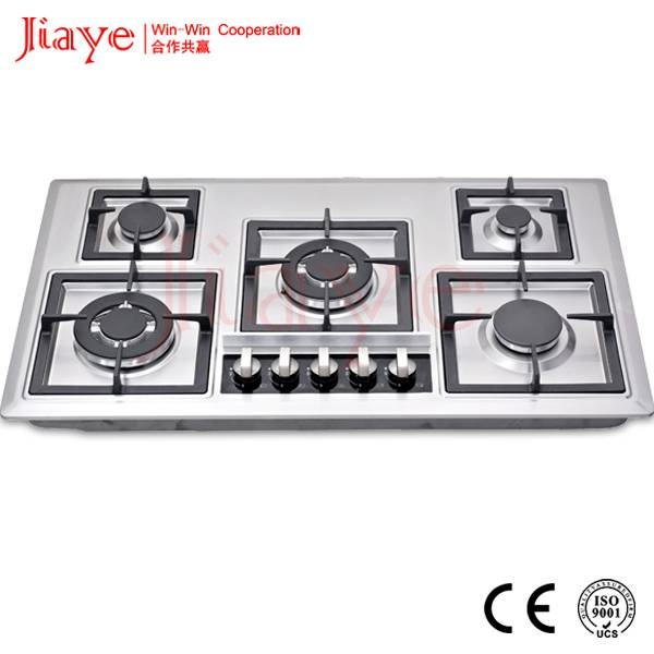 Hot sale Heavy cast iron gas stove pan support JY-S5095