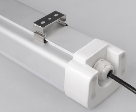 LED Tri-proof light 1.2m 2 feet 40w IP66 TUV CE
