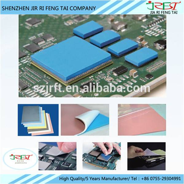 Sticky High Thermal Conductive Thermal Silicone Pad