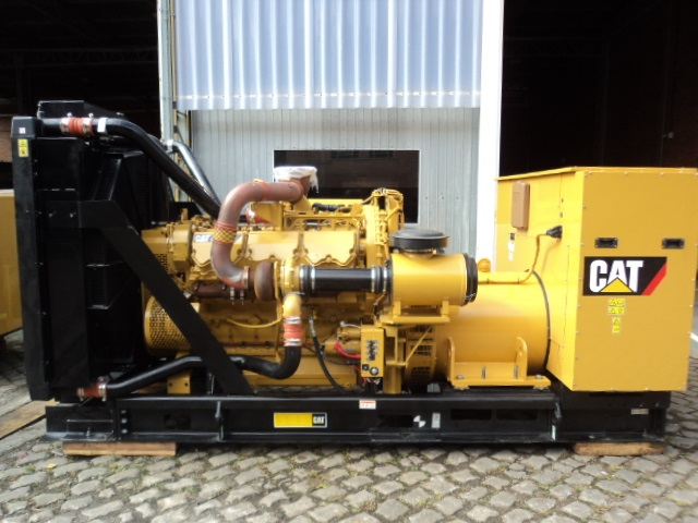 #26355 800 KW Caterpillar C27 Generator