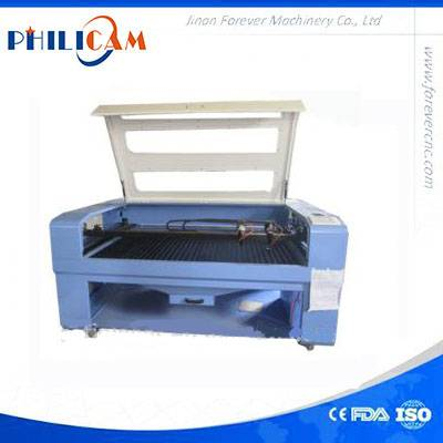1.5year warranty 1610 co2 laser engraving and cutting machine for nonmetal