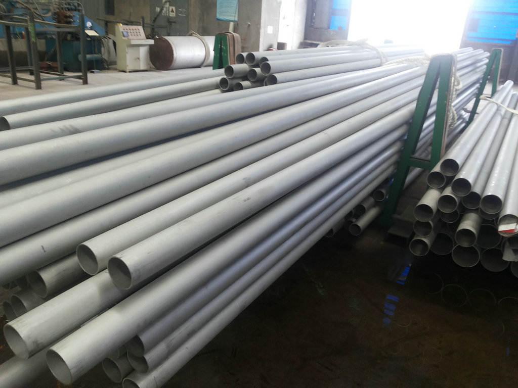 400 Series Stainless Seamless Steel Tube ASTM A268 ASME SA268 Grade Tp410/Tp405/Tp420/Tp430/Tp430ti/