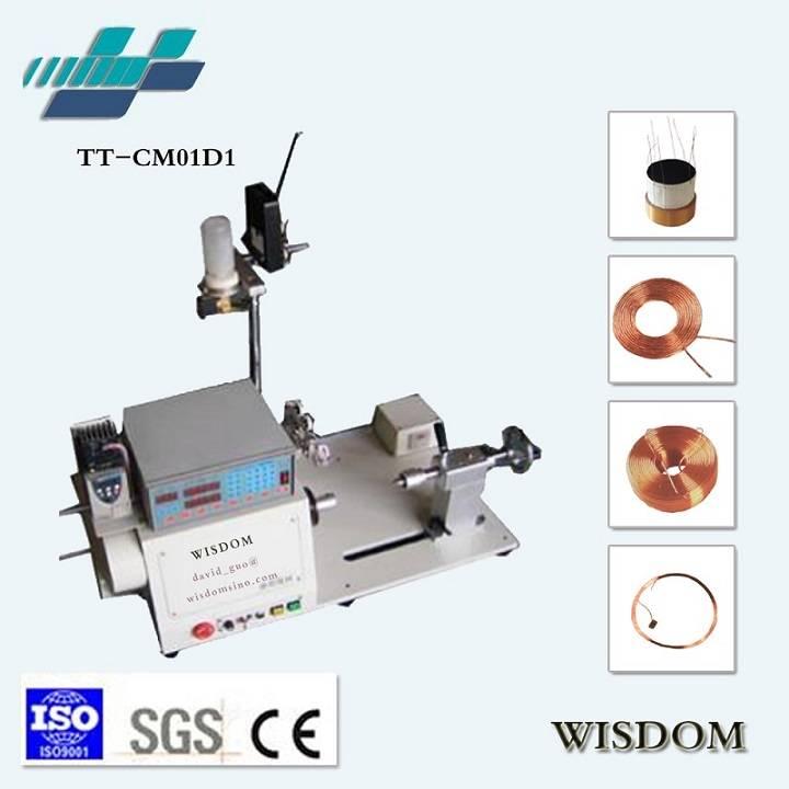 WISDOM TT-CM01D1 Thick voice coil winding machine