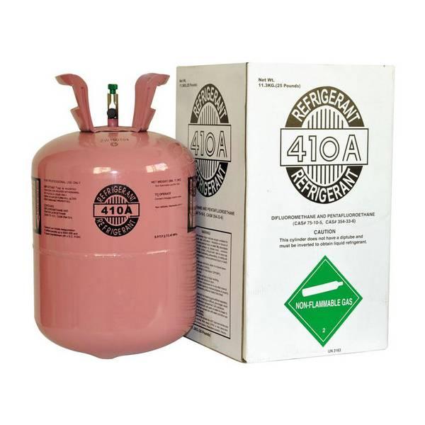 Refrigerant gas R410a price