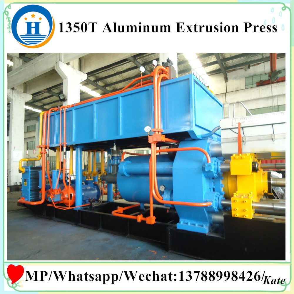 Project for Extrusion Line aluminium production line