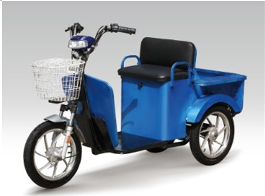 Electric Tricycle Scooter/Electric Cargo Scooter/Electric Mobility Scooter/Old-Men Scooter