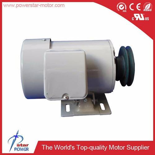 Washing machine, sewing machine ac motor