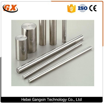 CK45 Induction hardened hard chrome plated rods