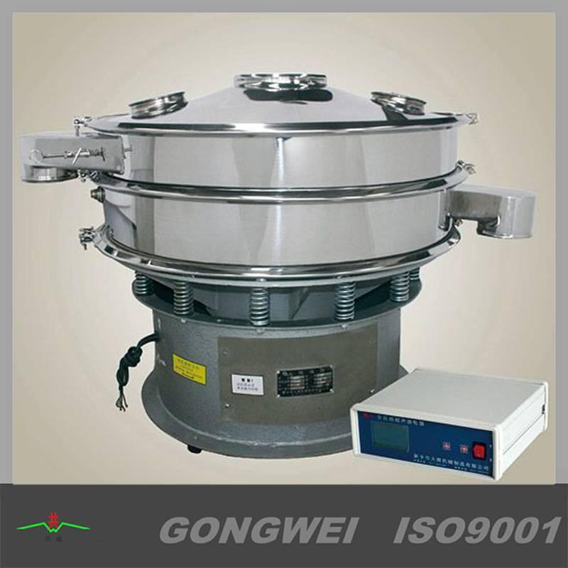 Tumbler Vibro Separator for Powder with High Precision