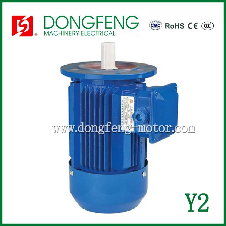 Y2 Induction Asynchronous AC Three Phase Electric Motor 280kw