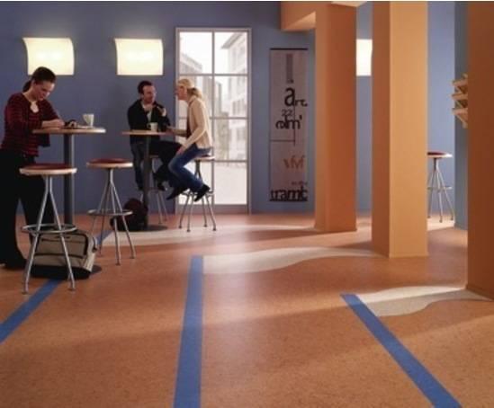 office PVC flooring