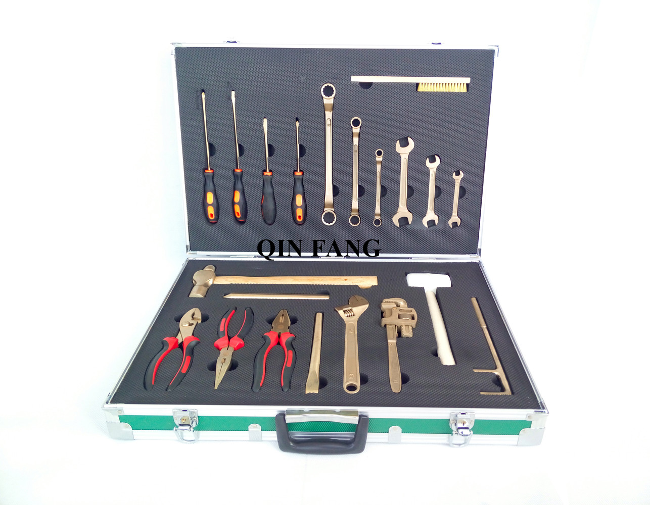 Non Sparking Safety Tool sets 21pcs/set for Gas Station