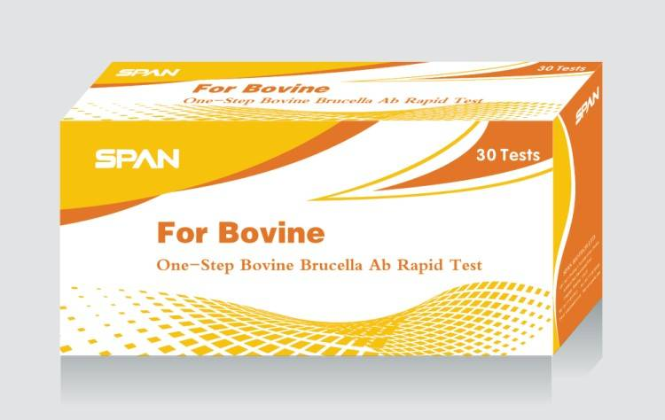 One-Step Bovine Brucella Ab Test