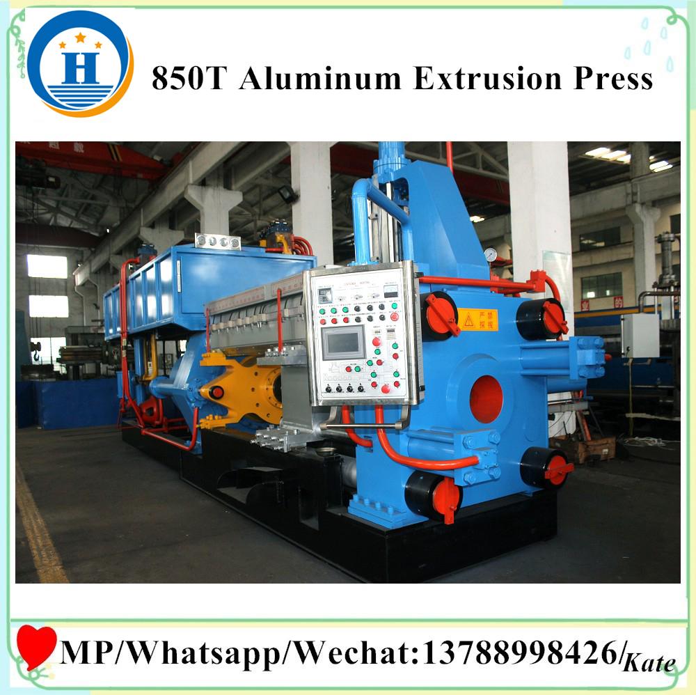 aluminum extrusion press hot sale