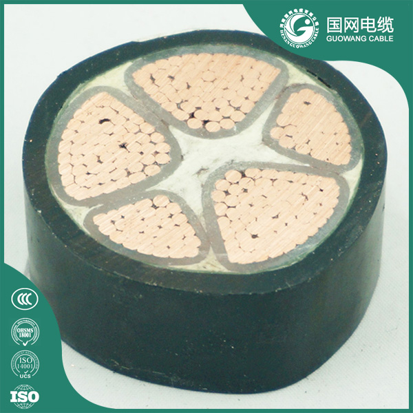 0.6/1KV 8.7/15KV 26/35KV XLPE/PVC Insulated Copper Power Cable