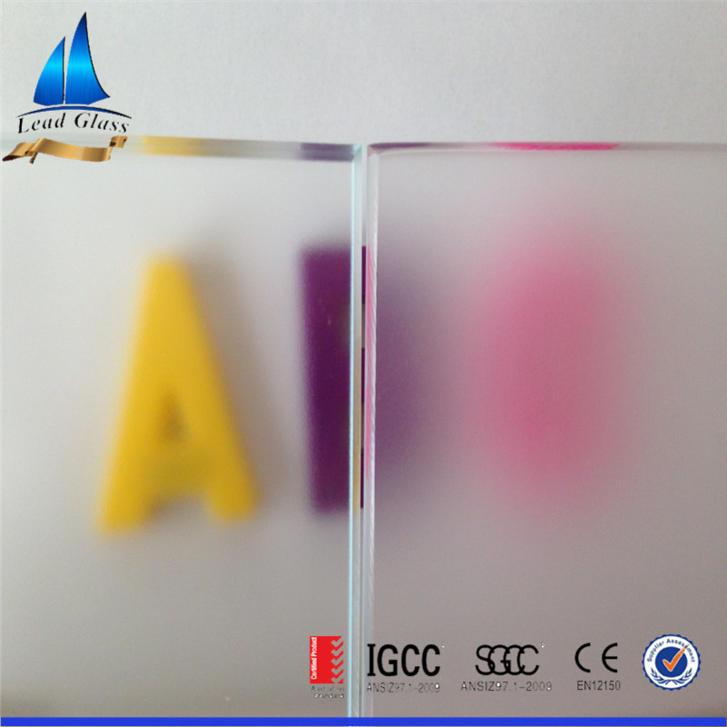 Good quality frosted glass doors price with competitive price
