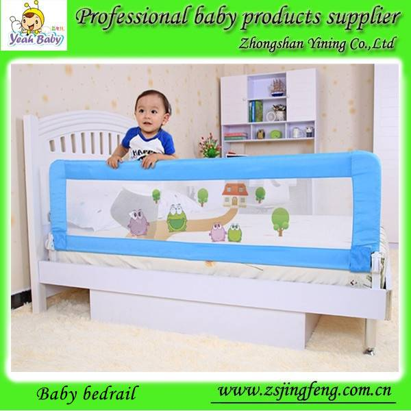 Children Adjustable Bedrail Factory Bed Safety Rail