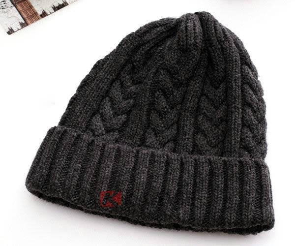 winter simple tuque twist crochet color custom beanie cap