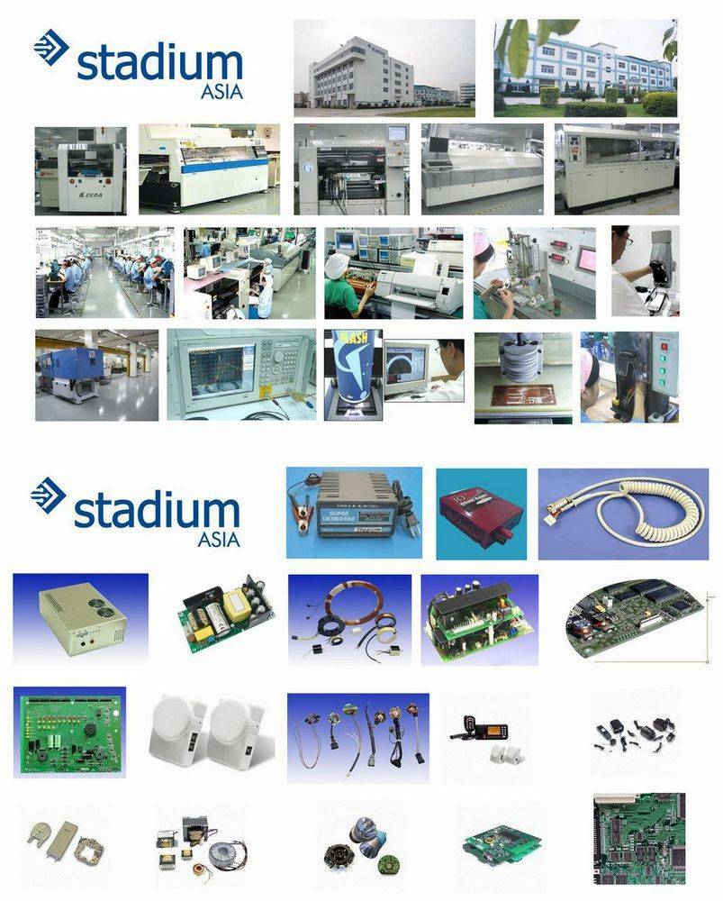 Supply Contract Manufacturing Service PCB assembly PCBA manufacturer