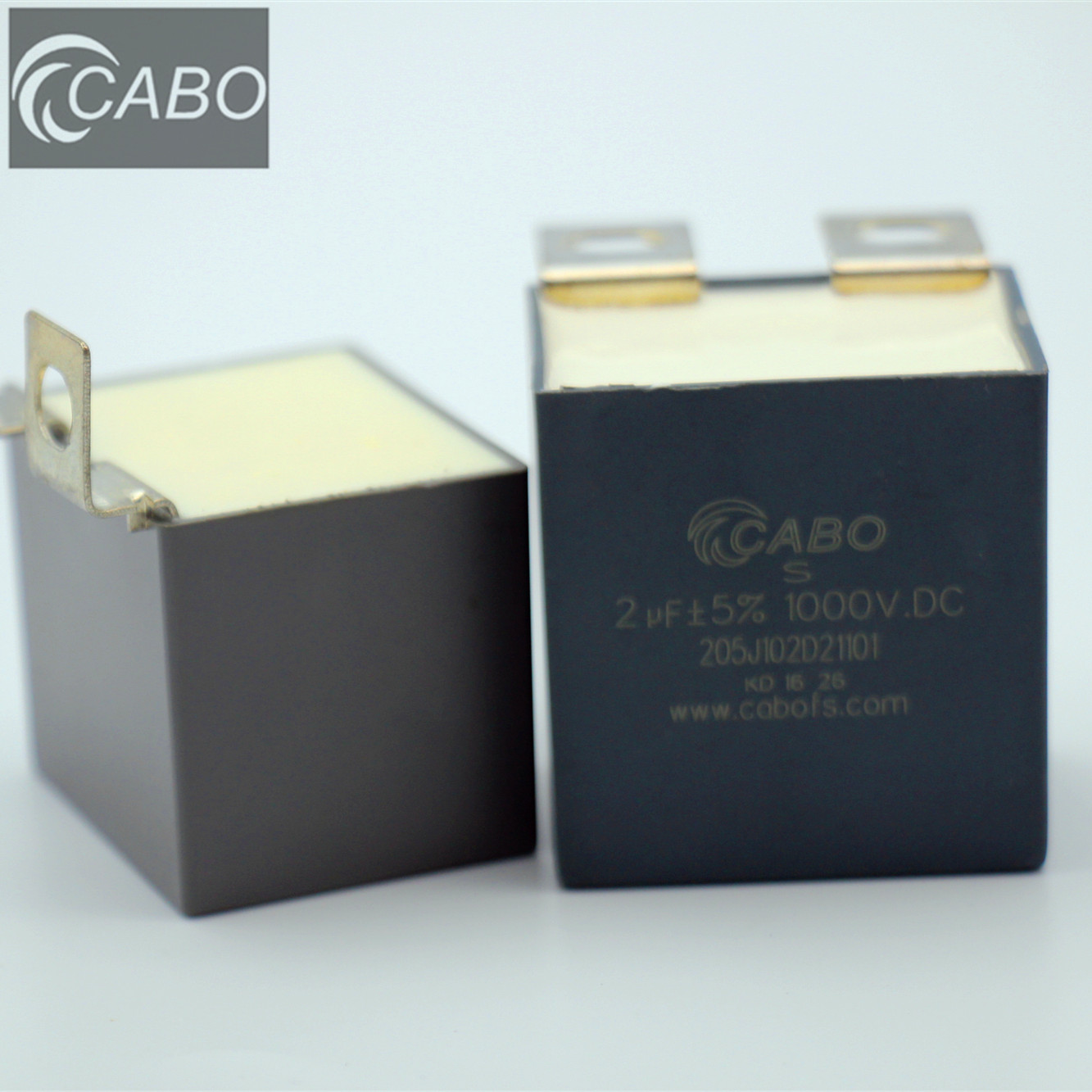 CABO S series snubber capacitor