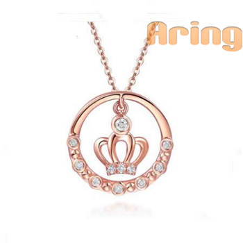 Wholesale 18k Gold Jewelry Diamond pendants solid gold jewelry
