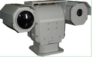 PTZ Thermal Day Night Camera