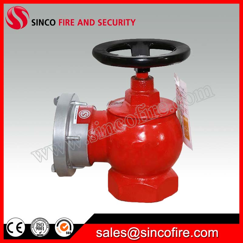 50mm/65mm Cast Iron Indoor Fire Hydrant