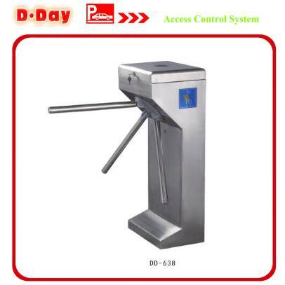 Tripod Access Turnstile, Supermarket Gate, Automatic Turnstile, Entrance Barrier Turnstile