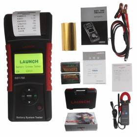 Launch BST-760 Battery Tester With Mini Printer
