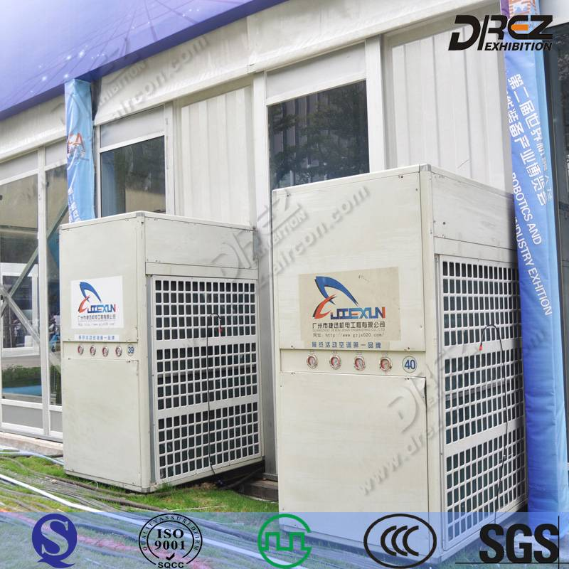 Air Cooler Air Handling Unit System Commercial Air Conditioning