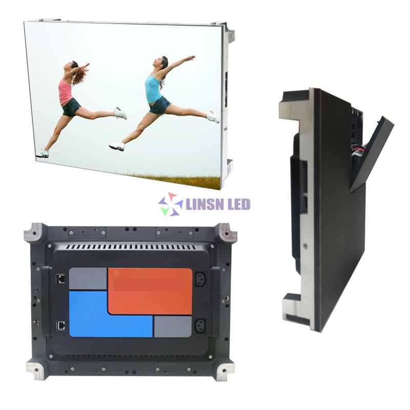 Frontal Service P2mm Small Pixel LED Screen
