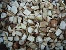 wild mushrooms,kidney beans,nuts,seeds,kernel,agriculture food