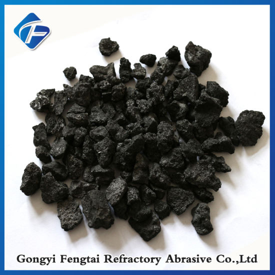 Coke Filter Material for Industrial Water Treatment