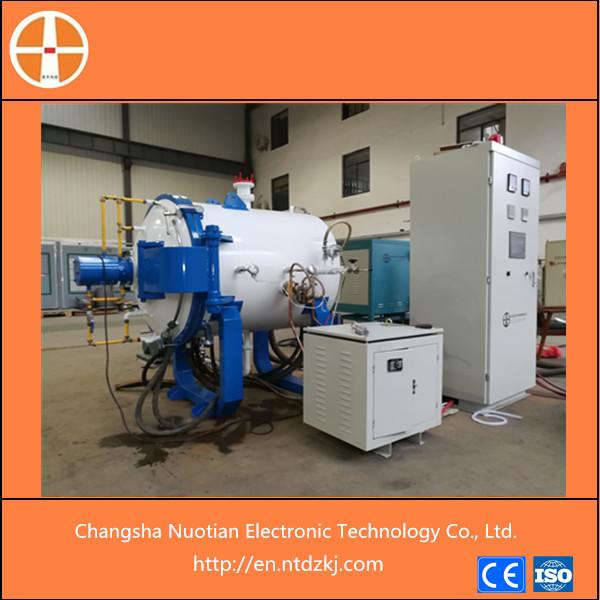 Intermediate frequency carbonization furnace